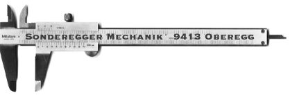 Sonderegger Mechanik-Logo